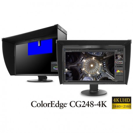 ECRAN EIZO COLOREDGE 24p CG248-4B-BK